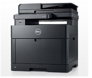 Dell Color Cloud Printer H825cdw Drivers And Review