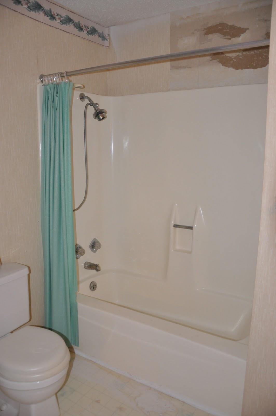 Small Bathroom Makeover Cheap