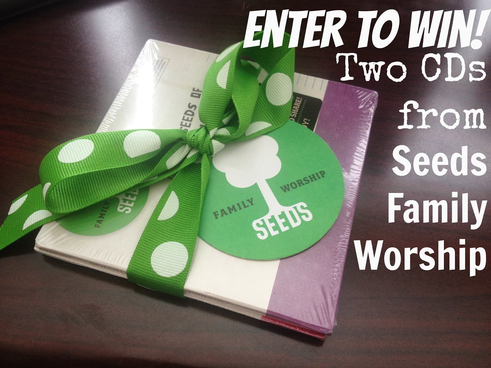giveaway seeds family worship album