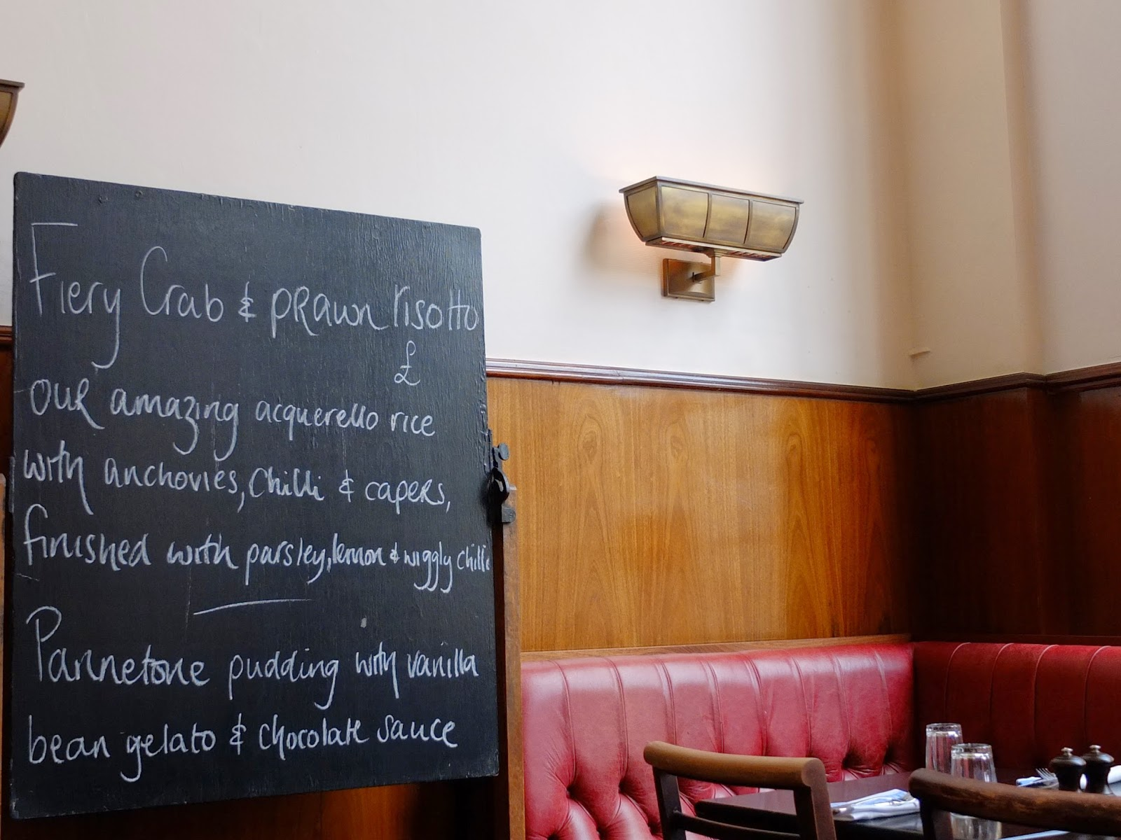 Jamies Italian Manchester Review on Hello Terri Lowe blog