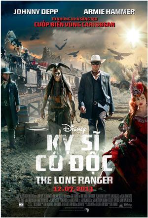 Kỵ Sĩ Cô Độc The Lone Ranger