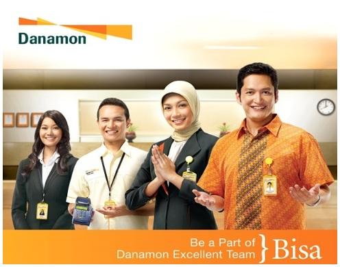 loker bank danamon indonesia