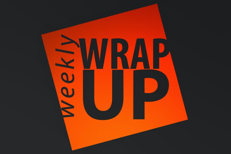 Weekly Wrap UP #2