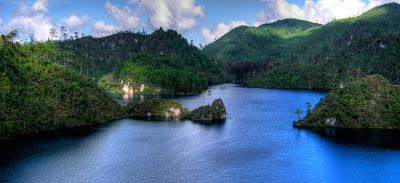 Lagunas Montebello - Chiapas - que visitar