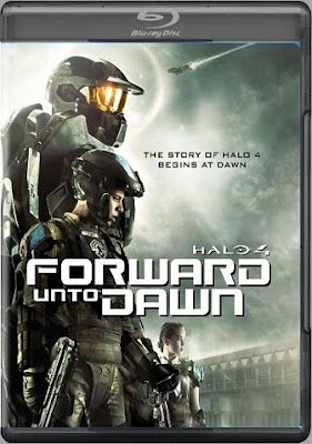 Filme Poster Halo 4: Forward Unto Dawn BDRip XviD & RMVB Legendado