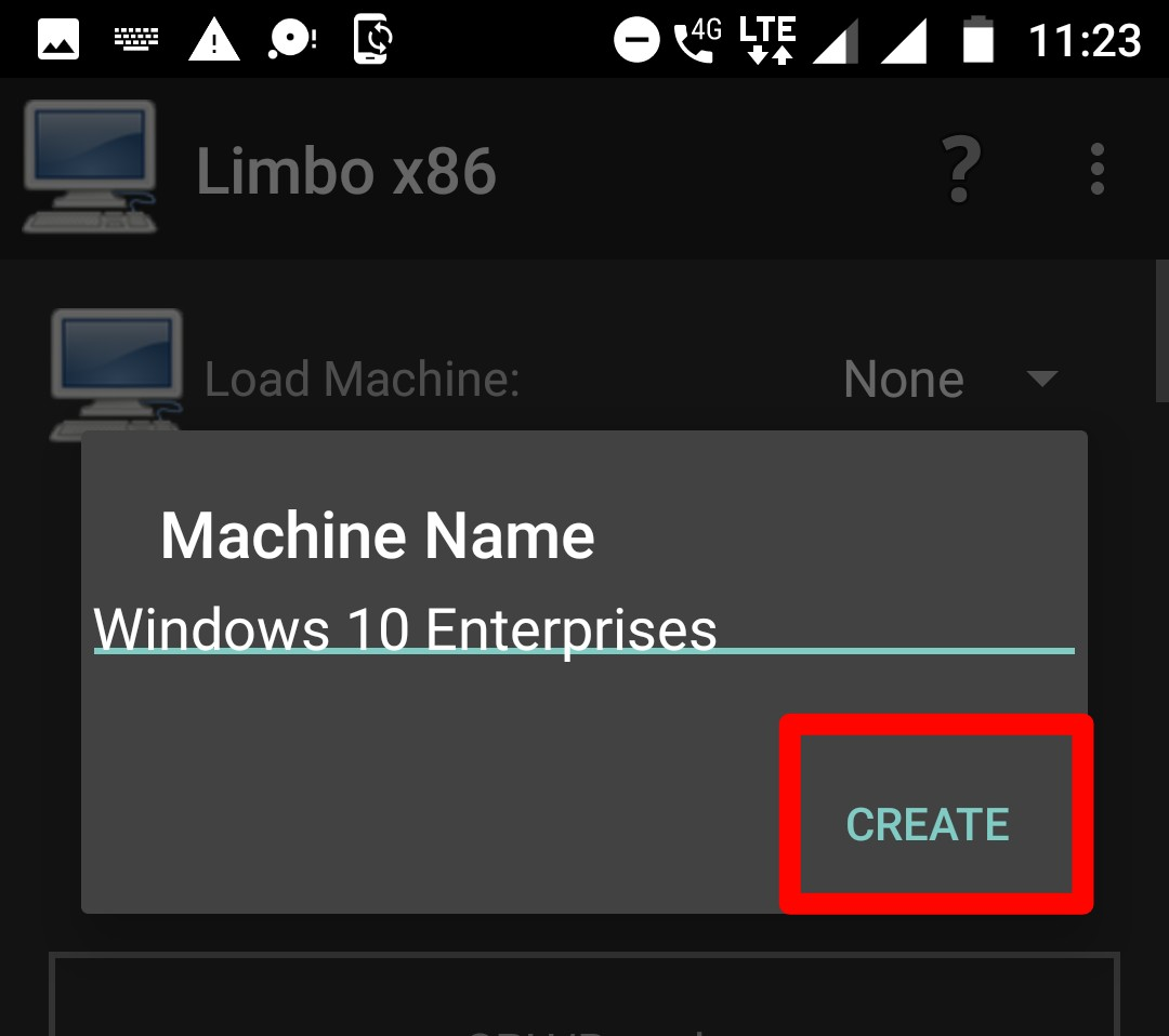 How to Install Windows 10 on Any Android Phone using Limbo Emulator