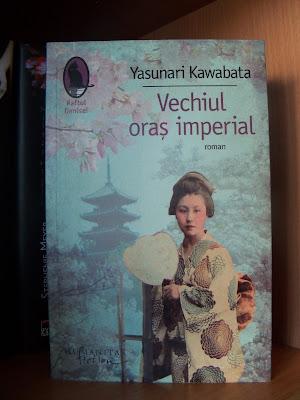 Vechiul oras imperial de Yasunari Kawabata