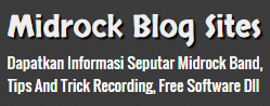 Midrock Blog Sites