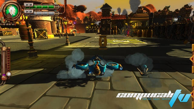 Goggles World of Vaporia PC Game Español