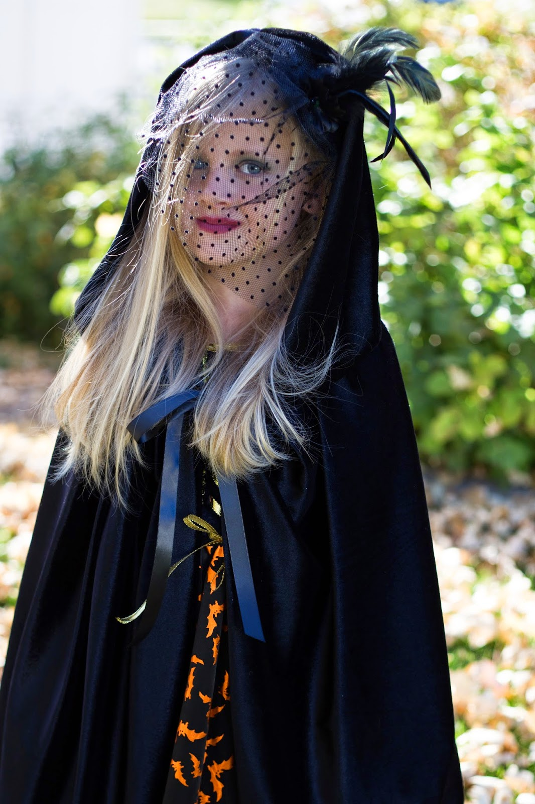 Do It Yourself Divas Diy Little Girl Witch Costume For Halloween