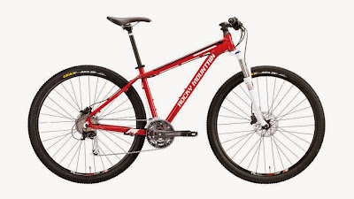 2014 Rocky Mountain Soul 29 29er Bike