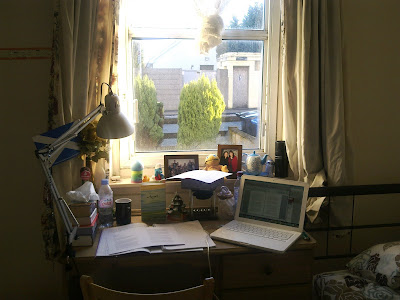 the empty desk essay A4 essay planner pink  take the stress out of planning your next essay and improve your  with has a lot more instructions and advice for essays which i didn't expect so i pinned it on my board in front of my desk.