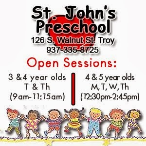 St. Johns Open sessions