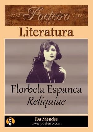 Reliquiae,  de Florbela Espanca