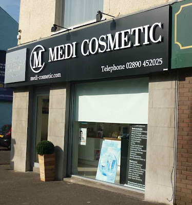 Medicosmetic2 Pampered Feet at Medi Cosmetic