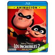Los Increíbles 2 (2018) BRRip 720p Audio Dual Latino-Ingles