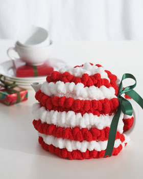 Latest kitting patterns: Tea Cosy - Laugh Hens