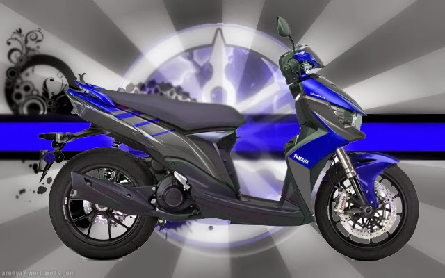 modifikasi yamaha shoul gt biru kumpulan foto modifikasi motor yamaha  title=