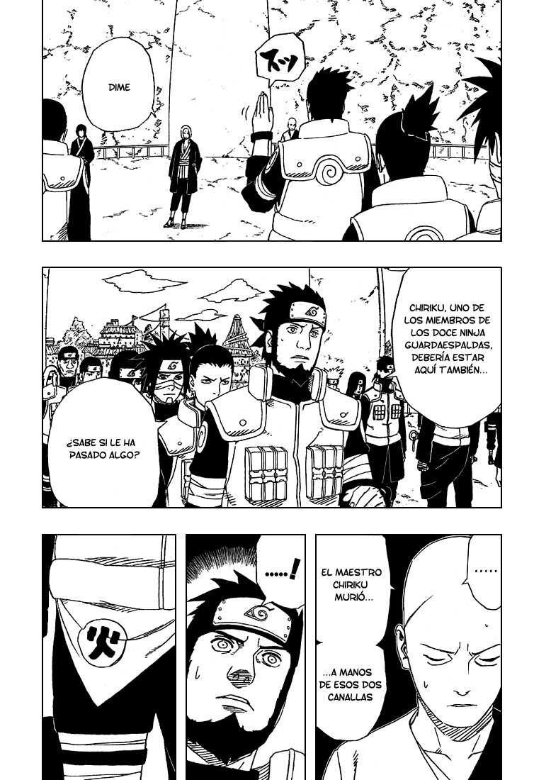 Naruto Shippuden Manga 318