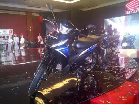 Foto New Honda Revo 2014 Motor Honda Terbaru