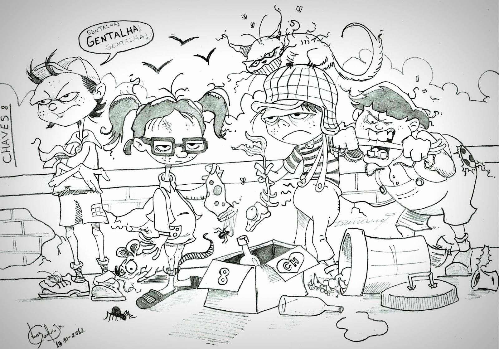 Turma da Chaves (desenho)