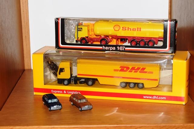 11.17 - Camião DHL+SHELL