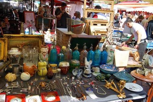 Passione vintage mercatini delle pulci maggio 2014 - Mercatino mobili antichi ...
