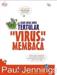 Agar Anak Anda Tertular Virus Membaca