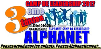 ALPHANET CAMP DE LEADERSHIP 2017