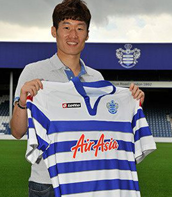 Ji Sung Park QPR 2012-2013