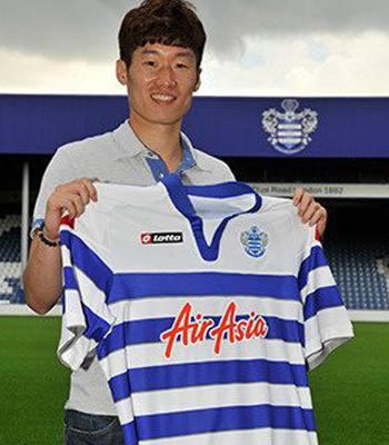 Ji Sung Park QPR 2012-2013