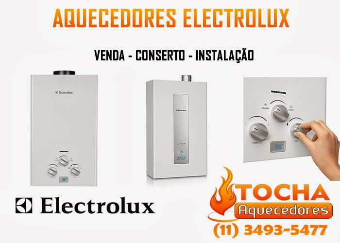 Aquecedores Electrolux
