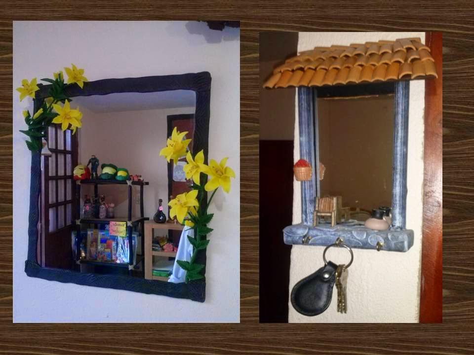 Galeria arte y dise o madekids marcos para espejos for Espejo marco ancho