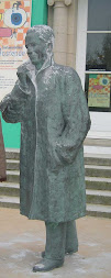 Statue of King Baudouin in Ostend