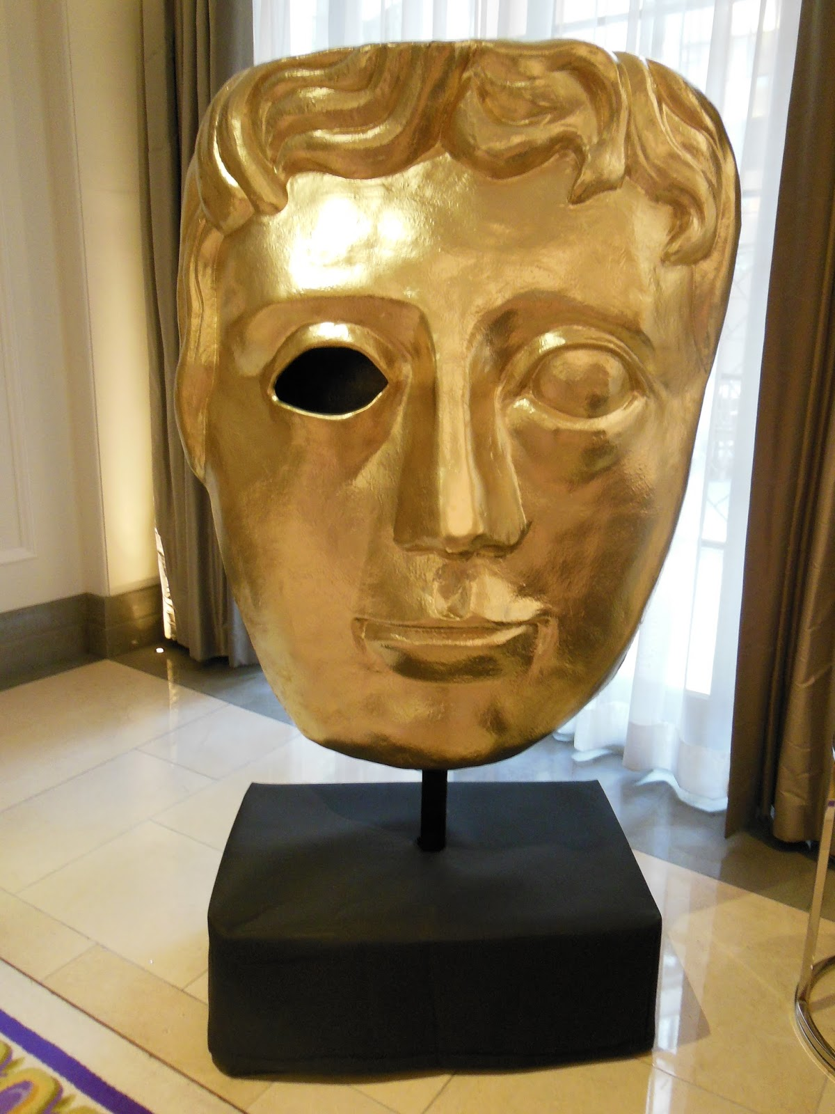 giant BAFTA award