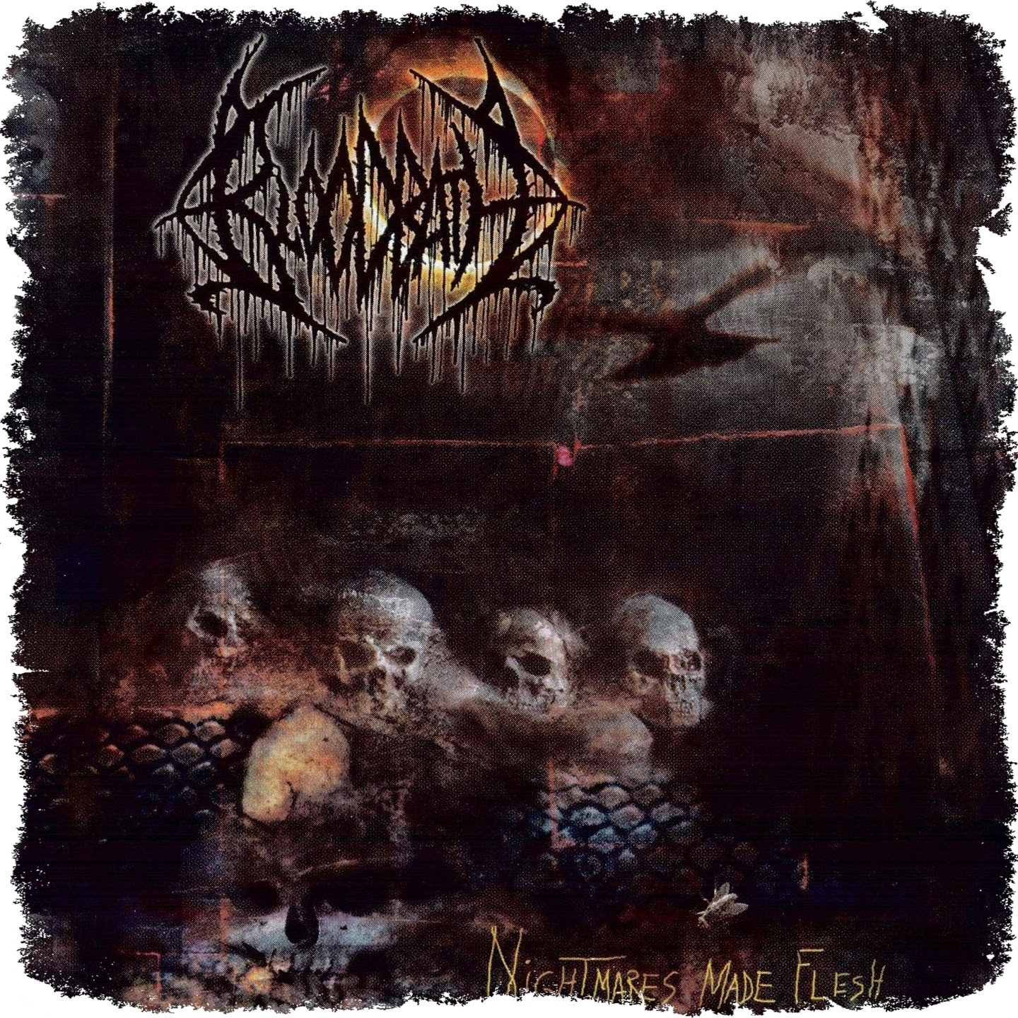 Metal Brutal Argentino Bloodbath Nightmares Made Flesh 2004 The Little Things She Needs Malmo Black White Tsn0001342c0256 Hitam 38 01 Cancer Of Soul