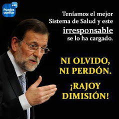 ¡RAJOY DIMISIÓN!