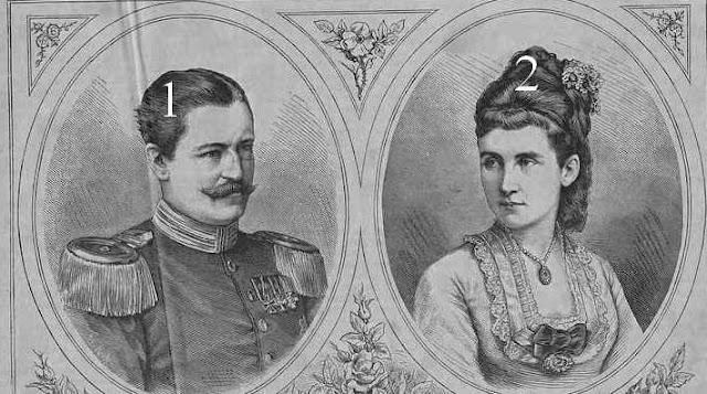 Friedrich von Hohenzollern-Luise von Thurn und Taxis