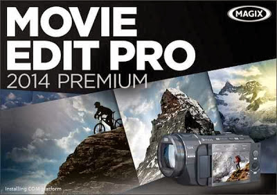 تحميل برنامج تعديل الفيديو download magix movie edit pro