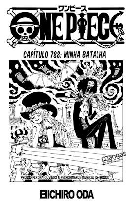 One Piece Mangá 788, Mangá One Piece 788, One Piece Capítulo 788, One piece 788, Todos os Mangás, ler, português, traduzido, legendados