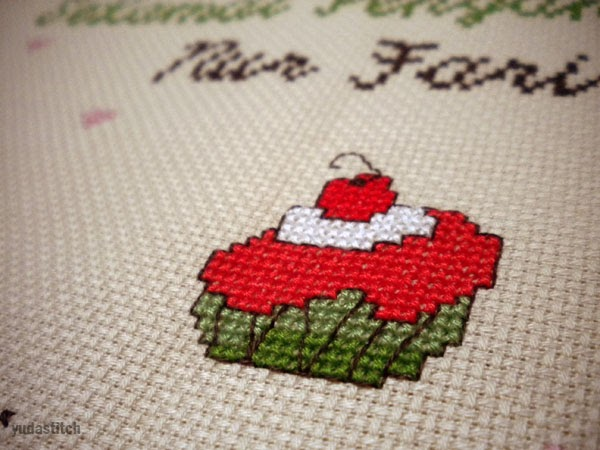 Yuda Stitch - Cross Stitch Malaysia: Wedding for Dees Friend