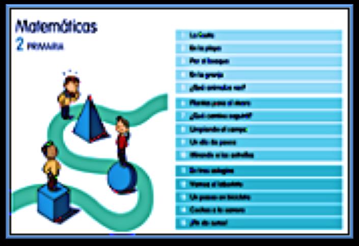 LIBRO DIGITAL MATEMÁTICAS
