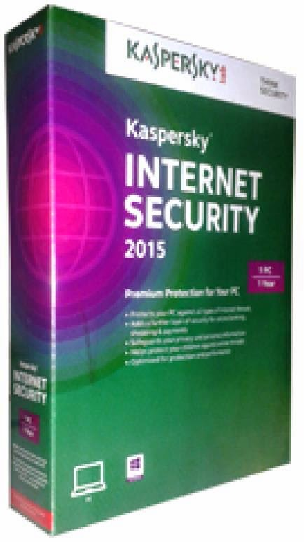 Download Kaspersky Internet Security 2015 Final + Trial Reset