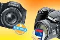 8 Kamera Prosumer (Semi-SLR/DSLR) Harga 2 Jutaan