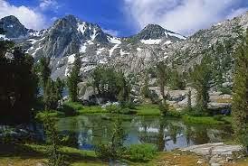 El Parque Natural de Sierra Nevada