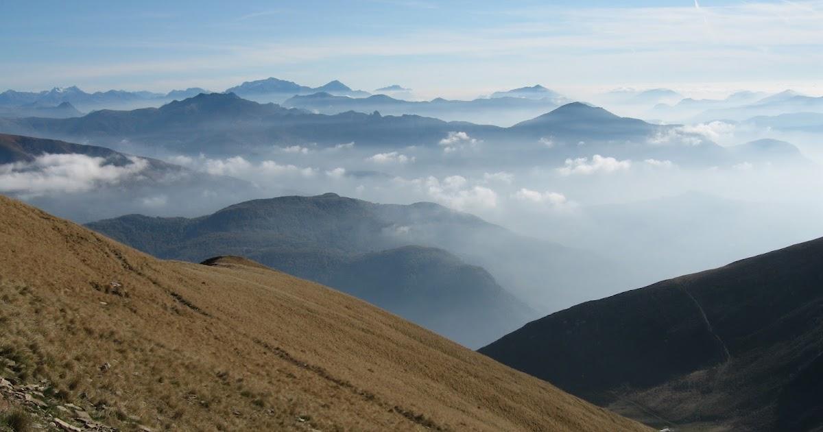 Ariaperta dall 39 alpe foppa al monte tamaro for Monte alloro affitti di cabina
