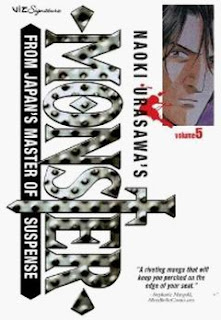 Cover of Naoki Urasawa's Monster Vol 5