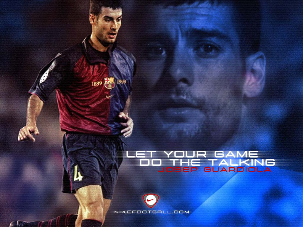 Josep Guardiola Wallpaper