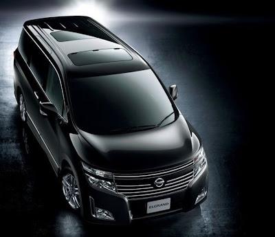Premium MPV 2011 Nissan Elgrand