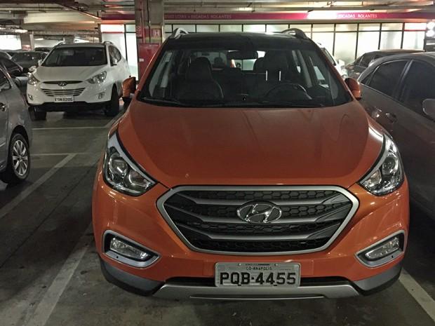 Novo Hyundai ix35 2016 informações   Autos Novos